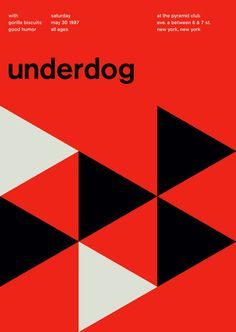underdog at the pyra
