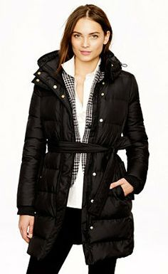 Winteress Puffer Coat