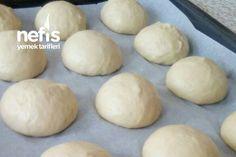 Alman Pastası (Çok Pofuduk) – Nefis Yemek Tarifleri Kare Kare, Hamburger, Bread, Desserts, Food, Album, Tailgate Desserts, Deserts, Eten
