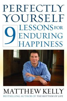 Matthew Kelly is a great author. Good/practical/inspirational reading.