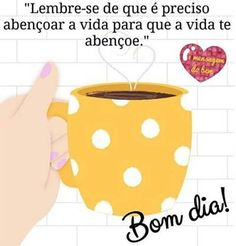 Bom dia ☕ Happy Day, Good Morning, Manicure, Lunch Box, Blessed, Humor, Fun, Erika, Pasta