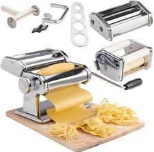 Check This Out! VonShef Manual Pasta Maker #OnSale #Discount #Shopping #AddMe #FollowMe #BestPins