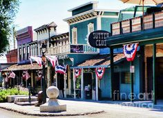 Old Town Folsom California, USA, has to be the prettiest western town that I have ever seen!! Available on Fine Art America as a print (acrylic, canvas, artist, metal, photographic, poster), greeting cards, throw pillows and phone cases!