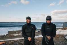 surfing / Japan / winter / female surfers