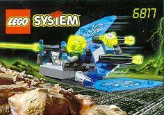 Beta Buzzer 6817 - Lego Instructions - Old Instructions Classic Lego, Lego Photo, Vintage Lego, Lego Models, Buzzer, Lego Projects, Lego Instructions, Lego Building, Lego Sets