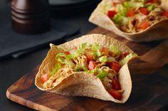 Bol de tacos au poulet