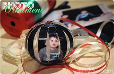 How to Make an Ornament Out of a Photo