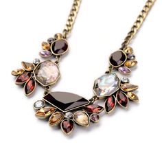 Desert Rose Necklace by Statement Jewellery on Brands Exclusive