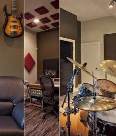 What are a few of the characteristics of the best music recording studios in the business?  First, studios that are owned and operated by actual musicians are a plus.  It is also important to use a studio that has the best equipment for your recording needs and who knows how to use all the equipment like professionals.
