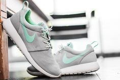 Roshe's are actually really cute on and are super comfortable