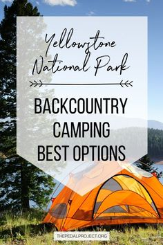 Craving the outdoors? While waiting for warm sunny weather, why not plan your next road trip? A memorable camping trip to one of the most famous United States national parks: Yellowstone. By the month of May, the snow has melted, hiking trails are open and there's plenty of wildlife. Summer is the best time to explore Yellowstone National Park to the fullest. My A-Z guide includes backcountry camping permits, reservations & all you need to know for a great camping adventure in Yellowstone. Canada National Parks, National Parks Map, Grand Teton National Park, Yellowstone National Park, Weekend Camping Trip, Family Camping, Road Trip, Kayak Camping, Camping Tips