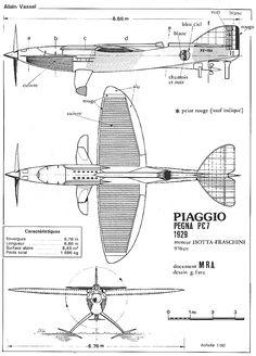 Piaggio Pegna PC.7 (854×1189)