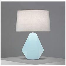 Robert Abbey Delta 1 Light Table Lamp - 936