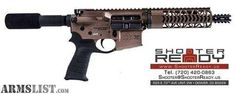 "MODEL:DB15 Pistol   TYPE:Semi-Auto Pistol   ACTION:Semi-Auto   FINISH:FDE   CALIBER/GAUGE:223 Rem | 5.56 NATO   CAPACITY:10+1   BARREL:7.5""   RATE-OF-TWIST:1-in-9""   ADDL INFO:Aluminum 4 Rail Handguard   ADDL INFO:Chrome Lined Barrel $850.00"