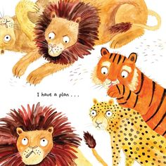 "Lorna Scobie on Instagram: ""🐯happy INTERNATIONAL TIGER DAY🐯 Here are some of the cheeky big cats from 'Collecting Cats'  #illustration #drawing #cats #tigers…"" Tiger Illustration, Tiger Art, Big Cats, Tigers, Festivals, Teddy Bear, Drawings, Day, Animals"