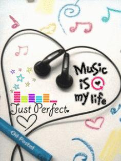 Fondos animados musicales con corazones gratis.
