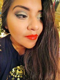 #motd #makeup #beauty red lipstick!