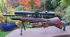 Custom BSA R10 - Airguns & Guns Forum Air Rifle Hunting, Rifle Stock, Paintball, Green Grass, Toys For Boys, Airsoft, Cannon, Nerf, Guns
