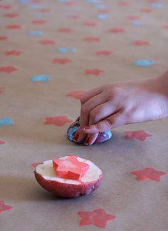 homemade.giftwrap by annamariahorner, via Flickr