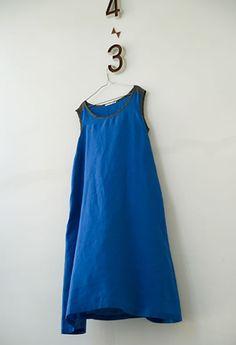 n100 ITEM blue dress 青いワンピース
