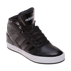 adidas Women's Neo Raleigh Athletic Lifestyle Shoes ($60) via Polyvore
