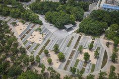Jiading Central Park – Sasaki