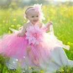 pink baby tutu, so cute