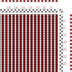 Figure 1688, A Handbook of Weaves by G. H. Oelsner, 2S, 2T - Handweaving.net Hand Weaving and Draft Archive