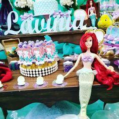 Detalhes mesa Ariel Rede Festas Decorações Guarulhos SP 981337034