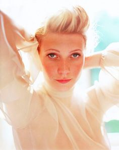 Gwyneth Paltrow by Mario Testino