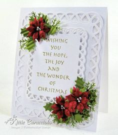 Wishing You The Hope Of Christmas by kittie747 - Cards and Paper Crafts at Splitcoaststampers