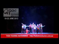 Ballet Revolucion with Aaron Cash Interview - YouTube
