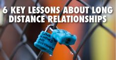 6 Key Lessons About Long-Distance Relationships
