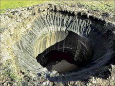 Un mondo di misteri: Siberia, torna il mistero dei crateri