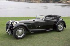 1931 Daimler Double-Six 50 Corsica Drophead Coupé - 'Best in Show' at Pebble Beach Concours d'Elegance 2006  https://www.bracae.pt/carros/classicos/