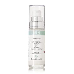 - An effective anti-aging serum for sensitive skin is hard to find. This option is packed with milk polypeptide and beta-glucan, which fortifies the skin's barrier and soothes irritation and redness. Sirtuin youth protein promotes natural skin-cell repair and hyaluronic acid retains hydration for a supple canvas.