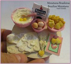 Food miniatures  https://www.etsy.com/pt/shop/MiniaturaBrasileira