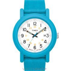 Timex Camper Loving the Blue