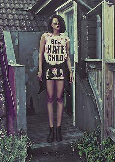 Killer Condo 90's Hate Child Tee