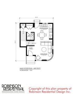 Tips And Techniques For modern home design exterior 20x30 House Plans, Bedroom House Plans, Dream House Plans, Small House Plans, House Floor Plans, Simple House Design, House Front Design, Modern House Design, The Plan