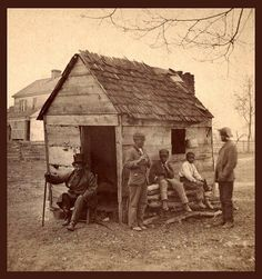 SLAVES, EX-SLAVES, and CHILDREN OF SLAVES IN THE AMERICAN SOUTH, 1860 -1900 (7)   by Okinawa Soba (Rob)