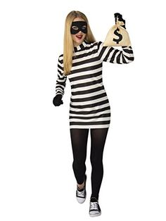 Missy Burglar Costume - The Missy Burglar Costume is the perfect 2019 Halloween costume for you. Show off your Womens costume and impress your friends with this top quality selection from Costume SuperCenter! Source by Wholesale Halloween Costumes, Best Friend Halloween Costumes, Creative Halloween Costumes, Cool Halloween Costumes, Burglar Costume, Vespa Retro, Little Girl Costumes, Costume Supercenter, Portrait