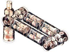 trotti + associates early ISS designs