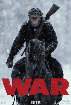 Cool new trailer of WAR FOR THE PLANET OF THE APES: The VFX are made by: Weta Digital (VFX Supervisors: Joe Letteri and Dan Lemmon) Director: Matt Reeves Release Date: 14 July 2017 (USA) © Vincent Frei – The Art of VFX – 2016