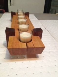 Center Piece Candle Holder