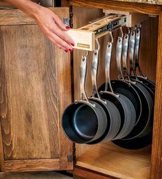 35 Smart Kitchen Cabinet Organization Ideas