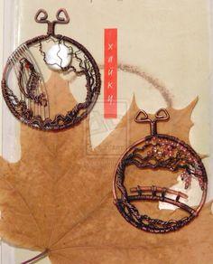 Carp and sakura.3 by Koneko-himeko on deviantART