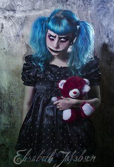 Doll By Elisabeth Jakobsen