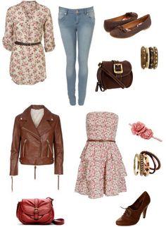 Taken by fashion: Tendencia para cada cuerpo de mujer