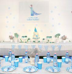 Frozen Party Frozen Party, Mirror, Home Decor, Homemade Home Decor, Mirrors, Decoration Home, Vanity, Tile Mirror, Interior Decorating